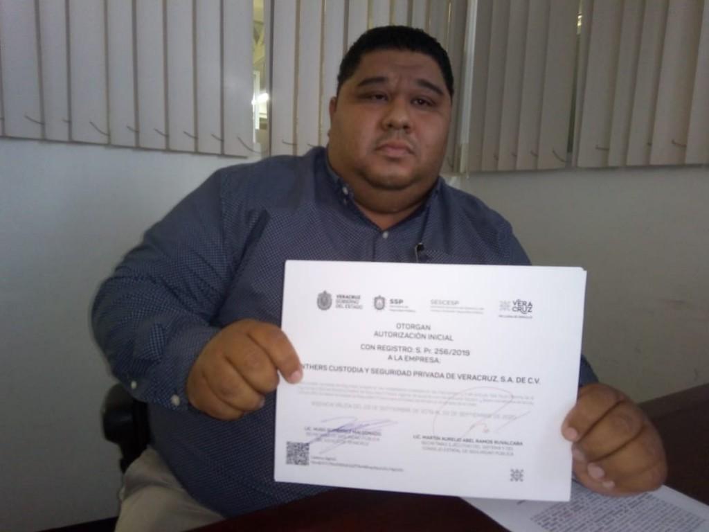 PANTERS CUSTODIA Y SEGURIDAD PRIVADA DE VERACRUZ, S.A. DE C.V.