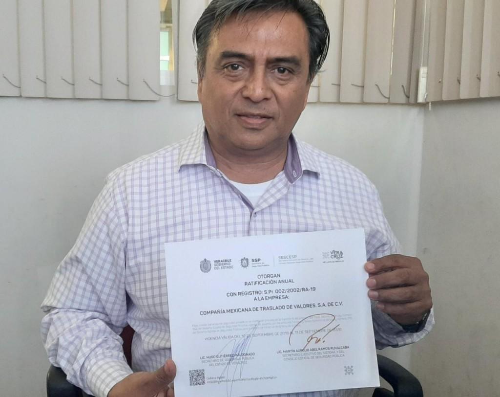 COMPAÑÍA MEXICANA DE TRASLADO DE VALORES, S.A. DE C.V
