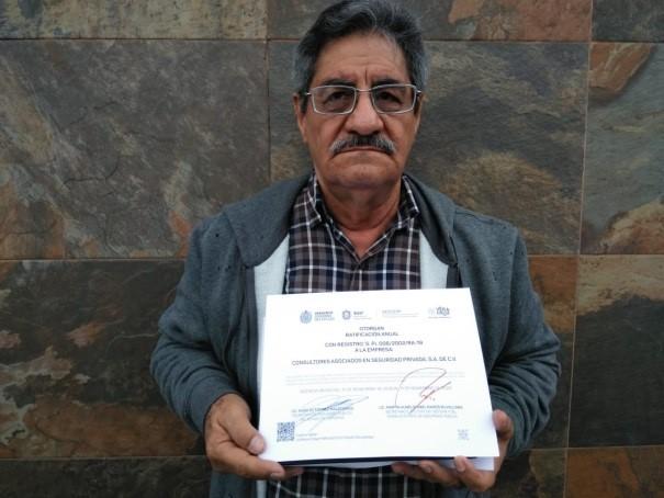 CONSULTORES ASOCIADOS EN SEGURIDAD PRIVADA, S.A. DE C.V.